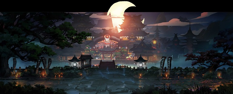 Vos pas et les esprits vous ont mené jusqu'à Tian Xia! Enfin, l'Orient, ses périls et ses merveilles s'ouvrent à vous.