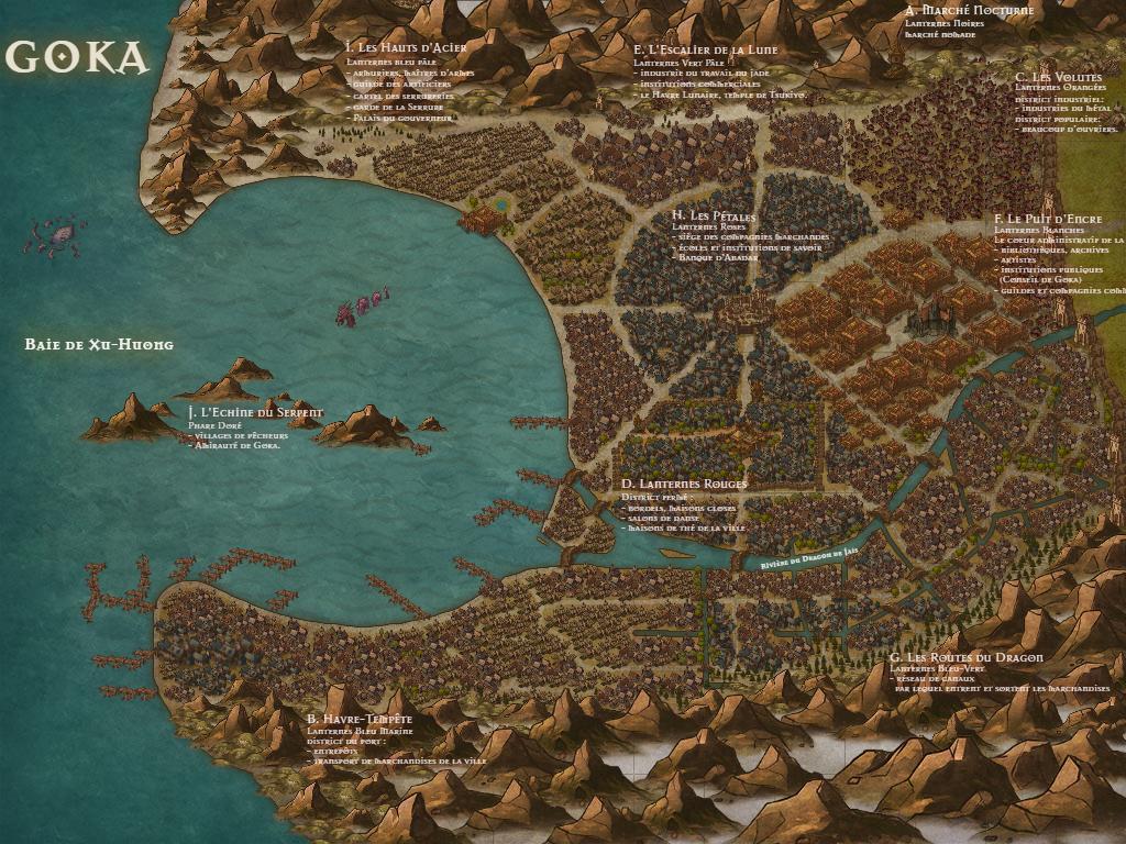 Carte de Goka